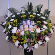 №8061 供花スタンド(缶詰入り)