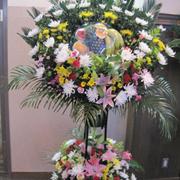 №8066 供花スタンド(フルーツ入り)